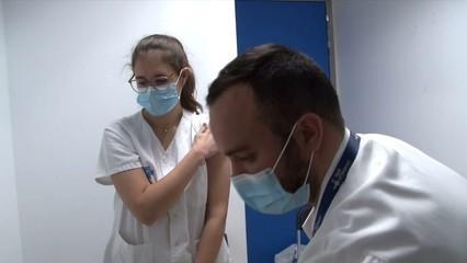 Vacunar-se d'estranquis
