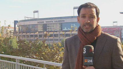 L'últim greu incident amb aficionats al futbol espanyol i la violència en aquest esport