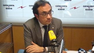 """Josep Rull: """"La reunió amb Renfe no ha anat bé i, la d'ahir amb Adif, encara va anar pitjor"""""""
