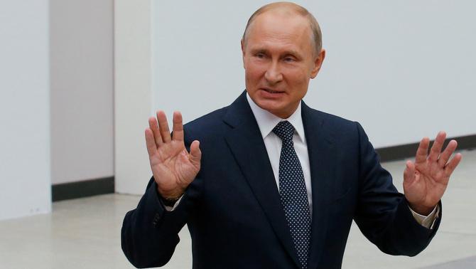 """Putin mantindrà les tropes a Síria per defensar els """"interessos econòmics"""" russos"""