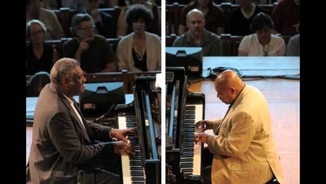 "Kenny Barron i Mullgrew Miller ""The art of the piano duo""/Catherine Russell ""Alone together"""