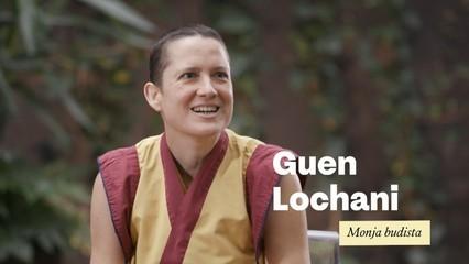 """Guen Lochani: """"L'important és controlar la ment per reaccionar sempre de manera positiva"""""""