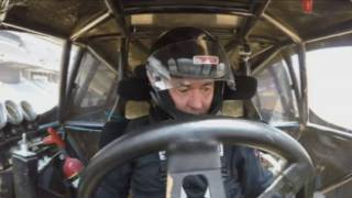 Xavi Valls, pilot de la Monster Jam