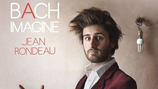 Bach Imagine. Jean Rondeau. Erato