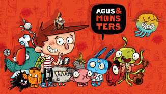 """""""L'Agus i els monstres"""""""