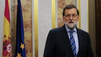Rajoy considera que l'aprovació dels pressupostos demostra el nivell de la política espanyola