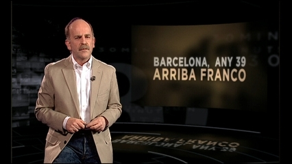 """Barcelona, any 39: arriba Franco"""