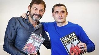 Valverde no contesta preguntes tòpiques!