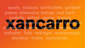 """Et prenem la paraula: Xancarro"