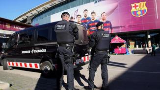 Els Mossos han tranquil·litzat els del Madrid?