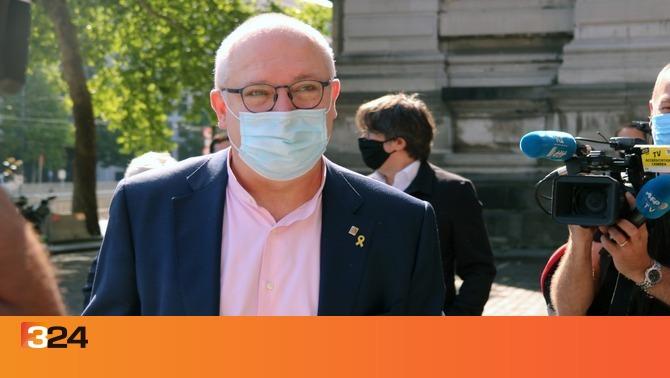 Bèlgica rebutja extradir Lluís Puig: el Suprem no és competent per emetre l'euroordre