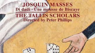 Josquin Masses. The Tallis Scholars. Directed by Peter Phillips. Gimell