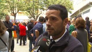 Resum de la jornada electoral i de les càrregues policials a Girona