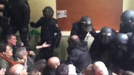 Pérez de los Cobos presenta informe de les càrregues policials al jutge que investiga les denúncies per lesions