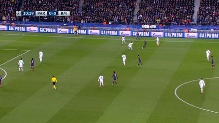 PSG, 1- R. Madrid, 2