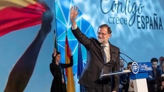 """Rajoy: """"Gràcies a l'actuació del govern, un processat per la justícia no presideix la Generalitat"""""""