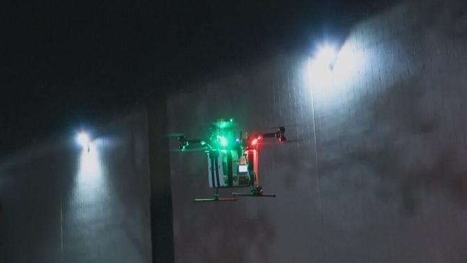 Un dron porta un ronyó per a un trasplantament per primera vegada a la història
