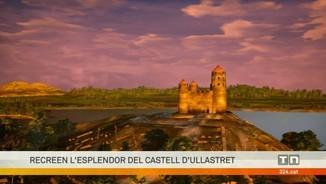 Recreen l'esplendor del castell d'Ullastret
