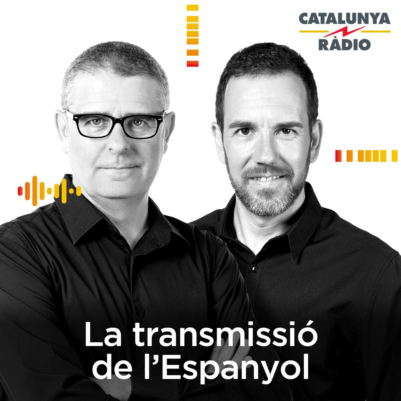 La transmissió de l'Espanyol