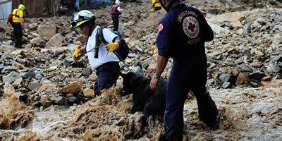 El pitjor temporal en anys causa 21 morts i destrosses greus a Costa Rica