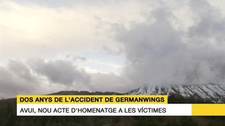 Dos anys de l'accident de Germanwings