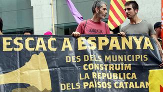 """Estrasburg condemna Espanya: la crema de fotos del rei forma part de la """"llibertat d'expressió"""""""