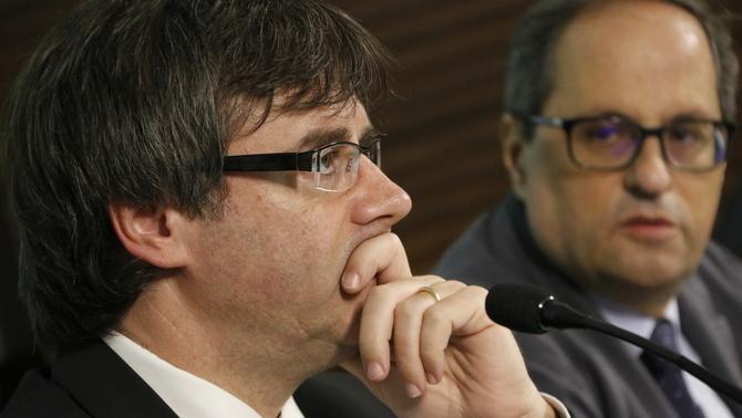 JxCat busca l'acord amb la CUP amb una moció de confiança a mitja legislatura