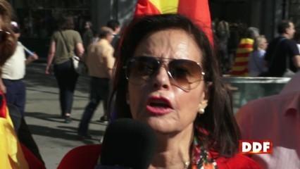 Díaz de Fúria: La manifestació unionista