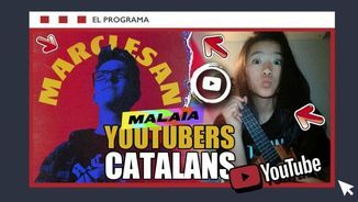 Youtubers catalans! Farners Pei Hong vs. Marc Lesan