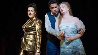 """Tosca"", ""Lessons in love and violence"" i ""Orfeu i Eurídice"""