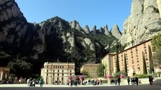 Montserrat - the mystic mountain with a 700-year-old boys' choir