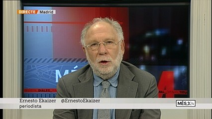 Entrevista a Ernesto Ekaizer, periodista