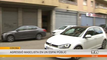 Agressió masclista en un bar de Girona