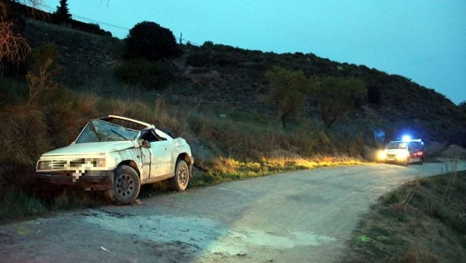El conductor del vehicle accidentat a Avinyó on va morir una menor no tenia carnet