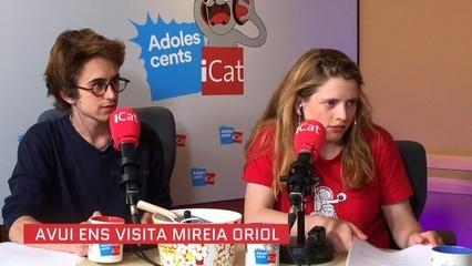 Addictes a l'hoquei, Mireia Oriol