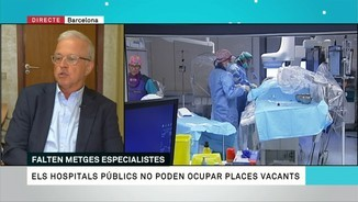 Falten metges especialistes