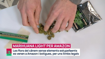 Comprar marihuana per Amazon: és legal?