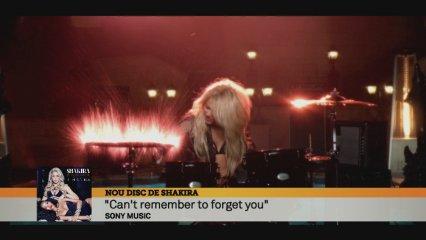 L'últim videoclip de Shakira