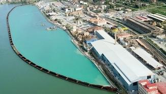 45 milions d'euros addicionals per netejar el pantà de Flix