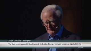 """John Le Carré escriu la que diu que serà la seva última novel.la, """"El llegat dels espies"""""""