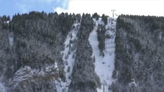 Nevada perfecta al Pirineu