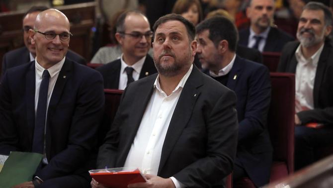 """Experts de l'ONU acusen Rajoy i els jutges d'aliar-se per """"decapitar l'independentisme"""""""