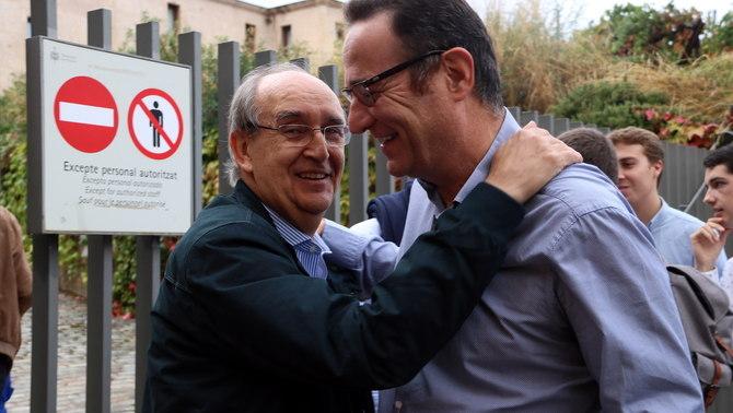 El catalanisme moderat debat l'estratègia pel futur de Catalunya i prepara un document inicial a Poblet