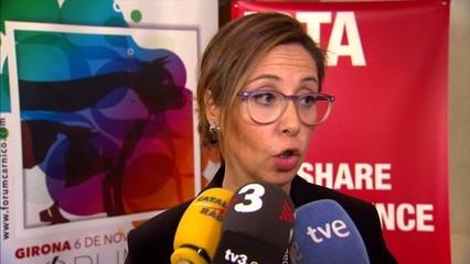 Les alternatives a la carn es debaten a Girona