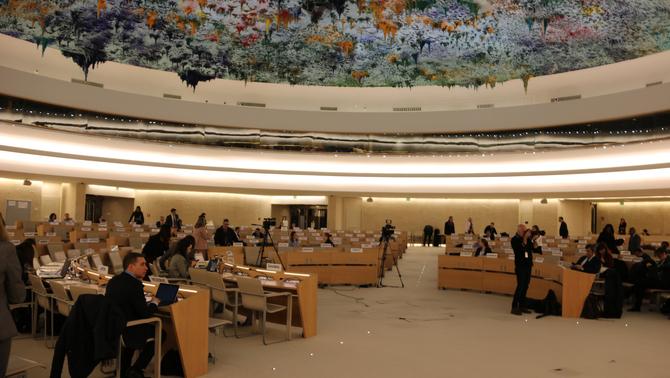 Espanya rep retrets a l'ONU per vulnerar la llibertat de manifestació i d'expressió
