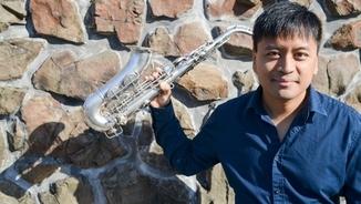 """I don't hear nothing but the blues"",  la música del saxofonista Jon Irabagon"