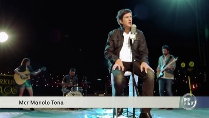 Mor Manolo Tena, referent de la Movida Madrileña
