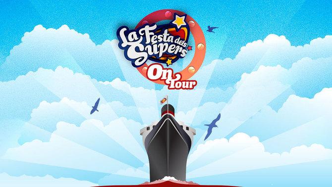 La Festa dels Súpers on Tour 2018