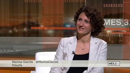 """Marina Garcés: """"El judici s'està fent sobre unes condicions de segrest institucional de la vida d'unes persones"""""""