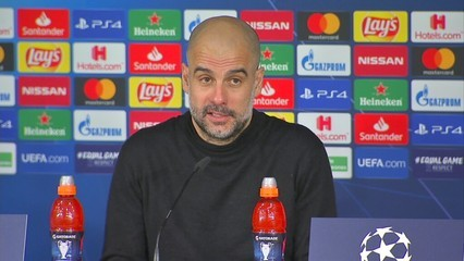 "Guardiola: ""Tinc la sort d'estar en molts bons clubs"""